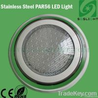 Stainless Steel Housing White/RGB Color 12VAC Pool Lighting LED Underw