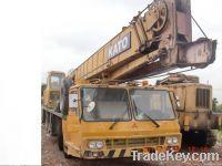 Used Kato NK400E-III 40ton Mobile Truck Crane