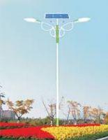 Solar street lighting double lamps/120W solar street light