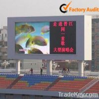 High Brightness P16 Full Color Outdoor Led Display