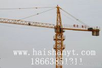 Tower cranes QTZ40