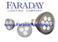 LED PAR20, PAR30 & PAR38 Lamps