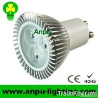 GU10 LED Spotlight (3W AC220V)