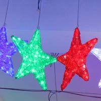 Professional factory supply all kinds of led star lighting from manufacturer