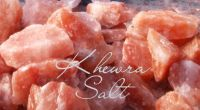 HIMALAYAN RED SALT CHUNKS