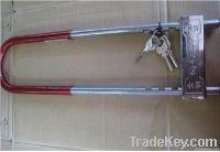 Iron U Lock (bicycle Lock)