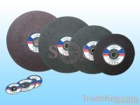 High-speed Resin Cutting Wheels