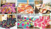 Bed sheets, Covers, Towels and Madeups