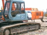 Used Hitachi Industrial Excavator