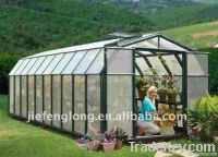 Greenhouse & Garden Building Material Polycarbonate Hollow Sheet