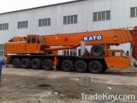 used  KATO crane  NK1600