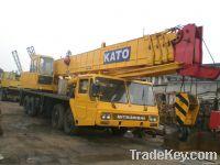 KATO NK500E , 50TON(used crane , used truck crane)