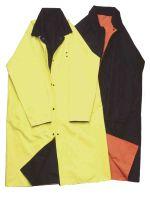 Black/Dove Grey 52 4oz Nylon Raincoat/Overcoat Cover - £17.95 :