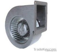 dc blower fans with external rotor motor