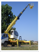 Truck Mounted Telescopic  Platforms