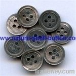 nature shell button, trocas button mop shell button black shell button