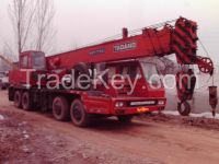 used TADANO crane 30t