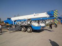 Used TADANO 65T Crane, GT650E Crane