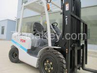 Used Japan TCM 3T Forklift,3T TCM Disel Forklift