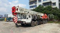 Used Truck crane Tadano TG750M, Japan Tadano 75 ton Truck Cranes
