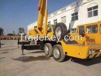Used TADANO GT650E  Truck Crane,65T Crane