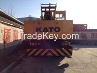 Used truck crane 25ton, kato 25 ton truck crane