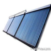 solar water project module collector