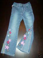 Baby Pant, Girls Jean
