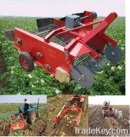 4U Tractor Mini Potato Harvester/Garlic Harvester
