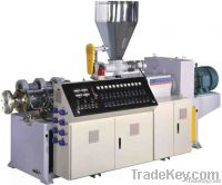 KBL CONICAL TWIN-SCREW EXTRUDER