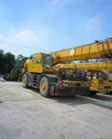 used Tadano 40ton rough crane