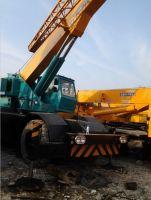 used Kato 25ton rough crane