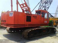 used 50ton crawler crane Hitachi KH180-3