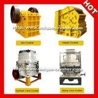 Jaw Stone Crusher Machinery