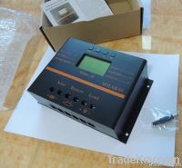 60A 80A 12V/24V Intelligent Solar Controller, solar charge controller