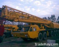 used truck crane KATO 80ton