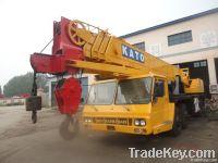 used truck mobile crane KATO 50T