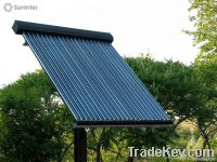 heat pipe solar collector-SS model
