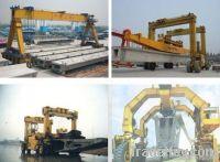 Straddle Carrier / Mobilift