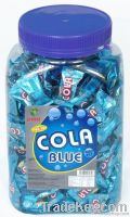 400 Pcs Dino Cola Blue Candy