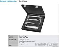 Surgical Instruments. Anesthesia