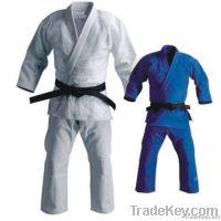 Judo Uniform Champion