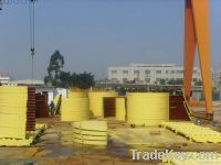 sectional silo