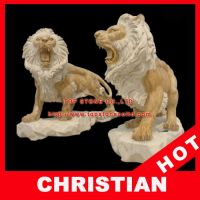 Lion Sculpture Lion Marble Statue