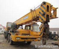 Used truck crane TADANO TG500E