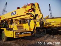sale kato 25ton used crane