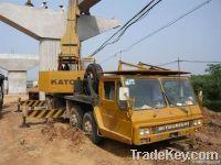 KATO NK500 truck crane