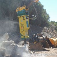 JCB Hydraulic Excavator Hammer