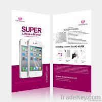 Luster Mirror Smartphone Screen Guard