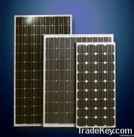200w mono solar panel with TUV, CE, ISO, CEC